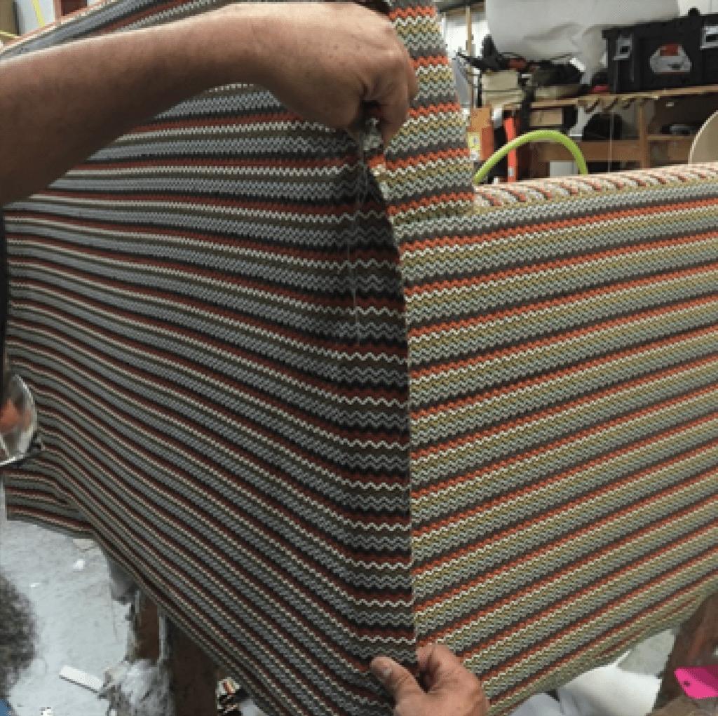 colorful sofa fabric