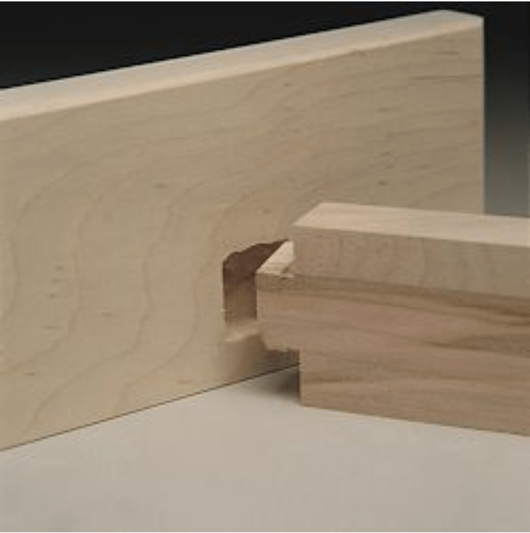 Mortise & Tenon Joints on a sofa