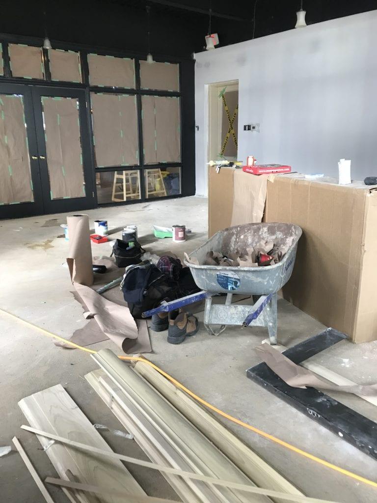 balmy beach club construction