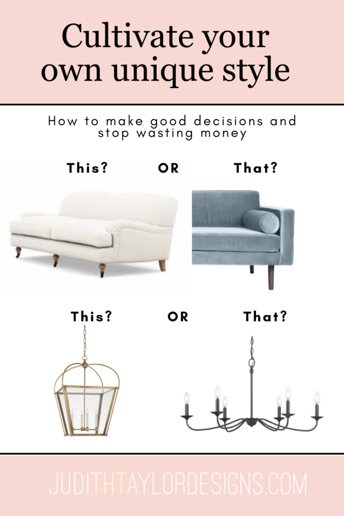 Pin This: how to save money on interior design